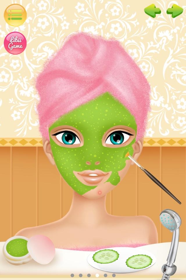 Play wedding salon game online wedding salon for Wedding salon