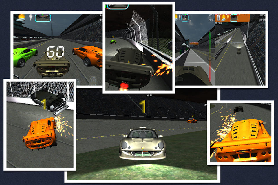 Screenshot Race n Chase 3D Car Racing Game